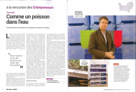 Article Normandinamik novembre 2017 - Aquaponic Management Project
